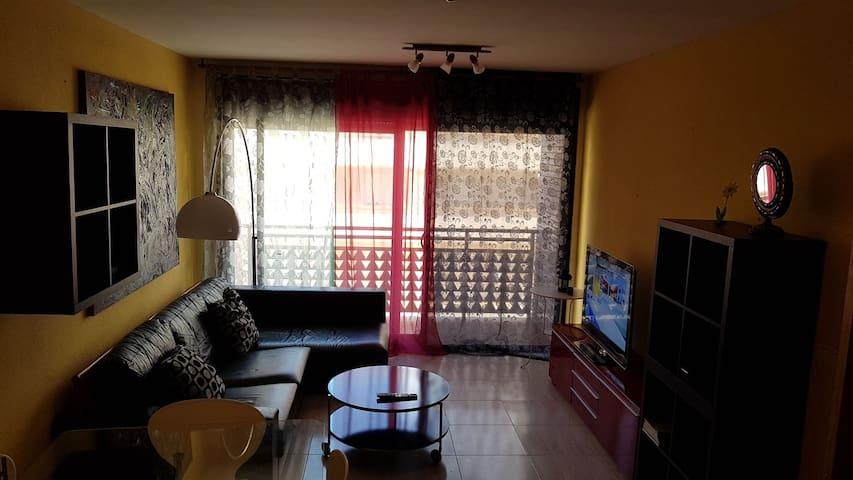 Apartamento Entero en Segur de Calafell con wifi