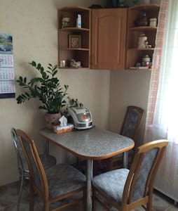 Квартира возле метро Малиновка - Minsk - Apartemen