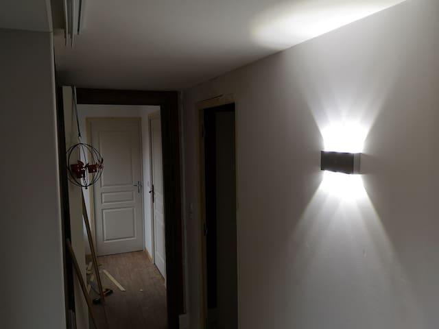 Chambre parentale 1er étage appartement RÉMI