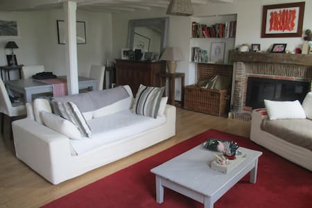 Maison calme et spacieuse proche de Chenonceau - Bléré - Hus