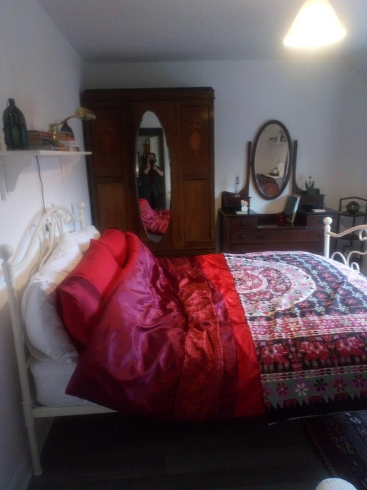 Lovely Parkside Double Room