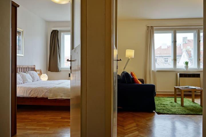 Kozi Prague City Apartment