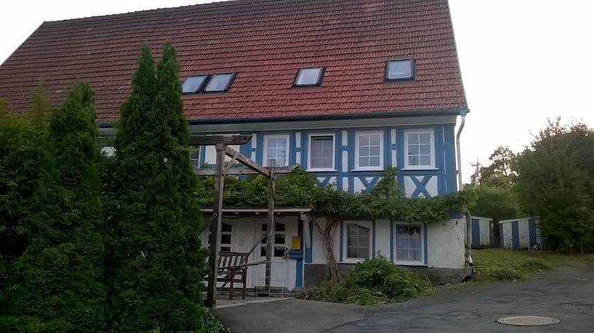 Rustikales charmantes Bauernhaus - Albstadt