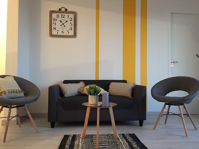 logement de 90 m² meublé entièrement 4 chambres