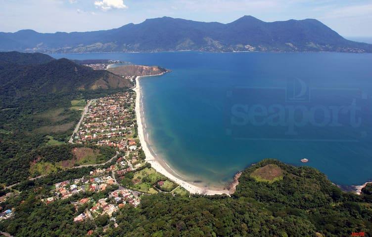 Suíte em Guaecá, relaxar e surfar! - Praia do Guaeca - Condominium