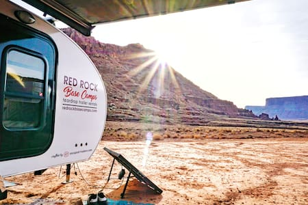 Red Rock Teardrop Trailer #2
