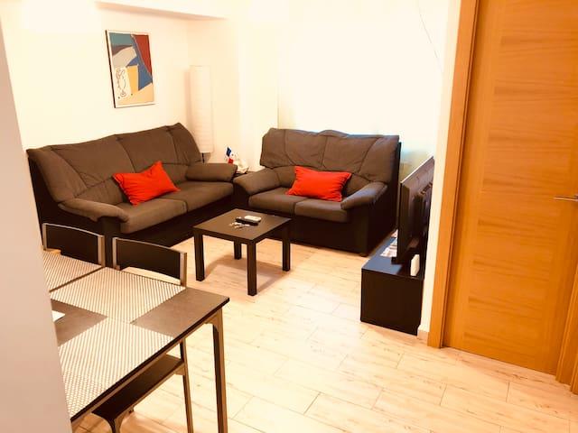 céntrico 3 dormitorios Madrid Rio