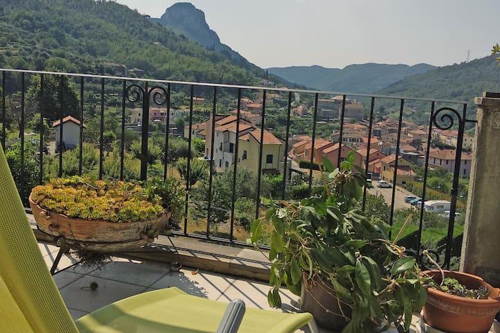 ex monastero, giardino e terrazzo ad uso esclusivo