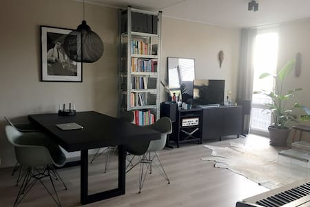 Beautiful, Bright & Spacious Apartment at Amstel