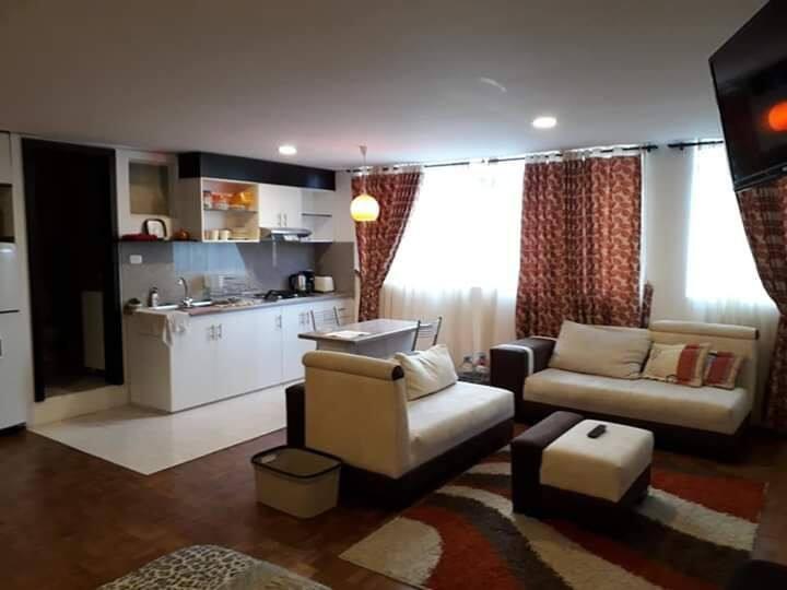 Rento Suite unipersonal o bipersonal con servicios