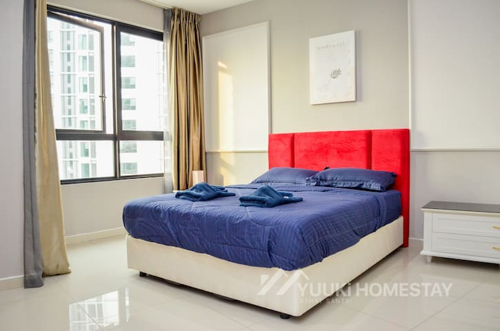 I City @ I Soho 1 BEDROOM @Yuuki Homestay (007U)