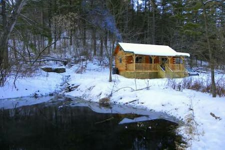 Springside Cabin in Driftless Area - Soldiers Grove - Chalet