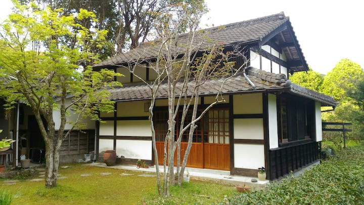 Beautiful Traditional House-止心庵-はなれ