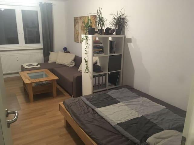 gro es zimmer in stuttgart west wohnungen zur miete in stuttgart baden w rttemberg deutschland. Black Bedroom Furniture Sets. Home Design Ideas