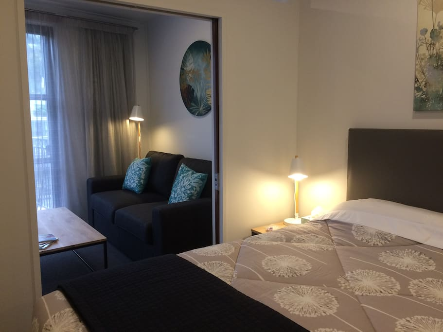 Well Appointed Central 1 Bedroom Apartment Apartments For Rent In Wellington Wellington New
