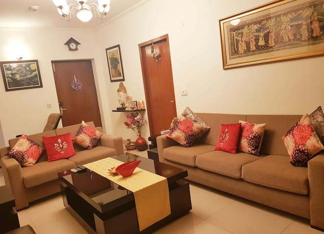 My Home at Gurgaon(Entire Condominium)