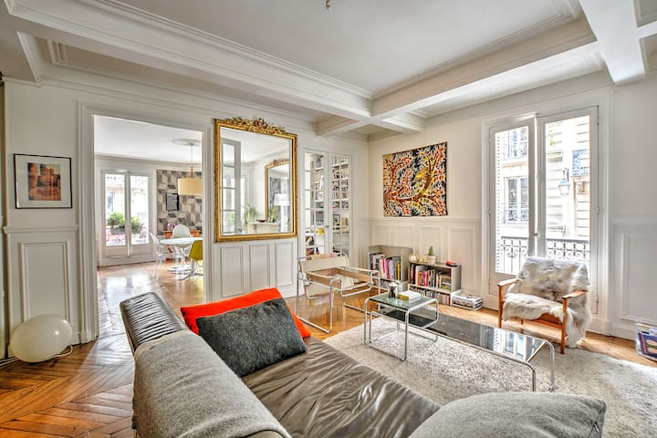 Luxury Apartment - Paris Centre