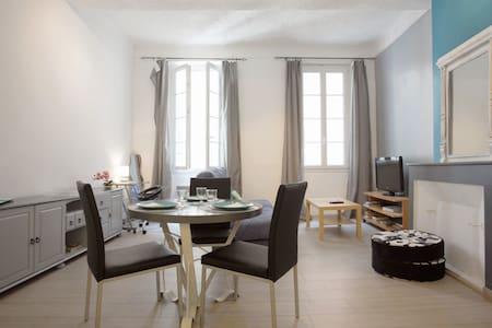 Appt de charme Toulon centre ville 48m² - Toulon - Apartmen