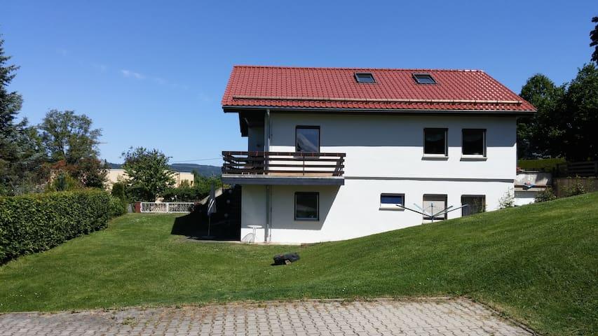 Ferienhaus ELBTALBLICK