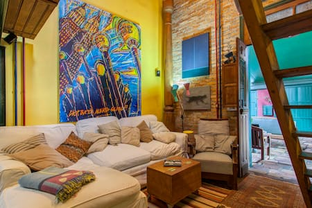 Charming little house in front of  Ibirapuera Park - São Paulo - Loft