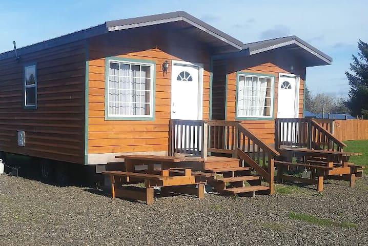 Cedar Rose Cabin on the Quillayute
