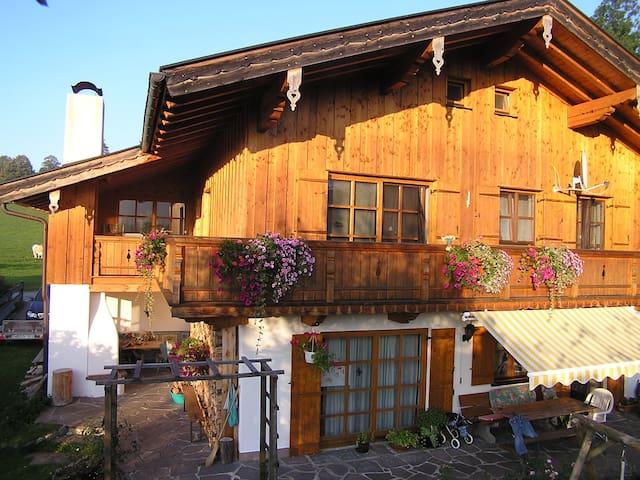 Haus Dehnert Südansicht