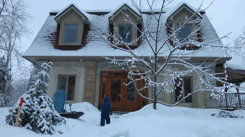 Maison à la campagne - Orford - Casa