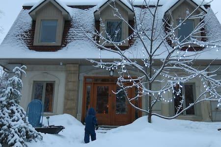 Maison à la campagne - Orford
