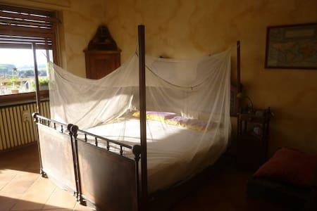 Accogliente stanza  con terrazzo - Vinovo