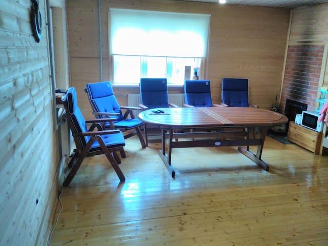 прекрасное место для  семейного и парного отдыха - Aleksandrov - Casa