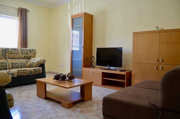 Apartamento Poeta Pardal - 400 metros da praia