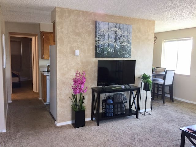 Apartment near Gonzaga University & Spokane River
