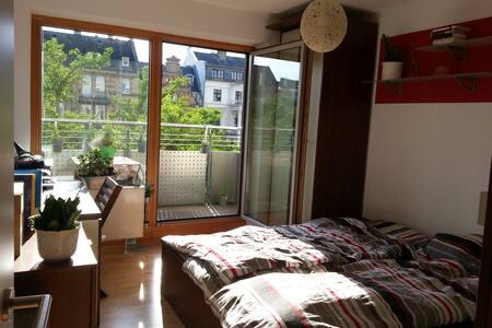 Gemütliche Wohnung in toller Lage - Wiesbaden - Apartment
