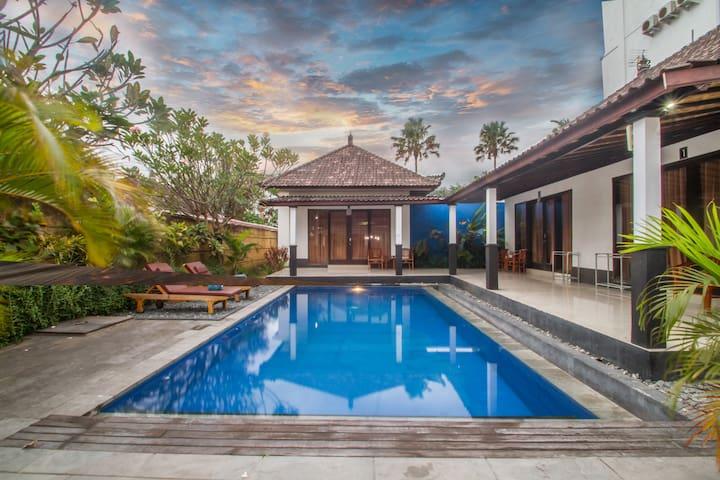 Opening SALE! 4 Star Resort next to Canggu Beach