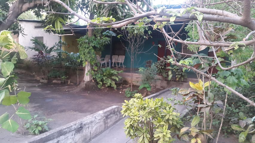 Real lodging Ometepe