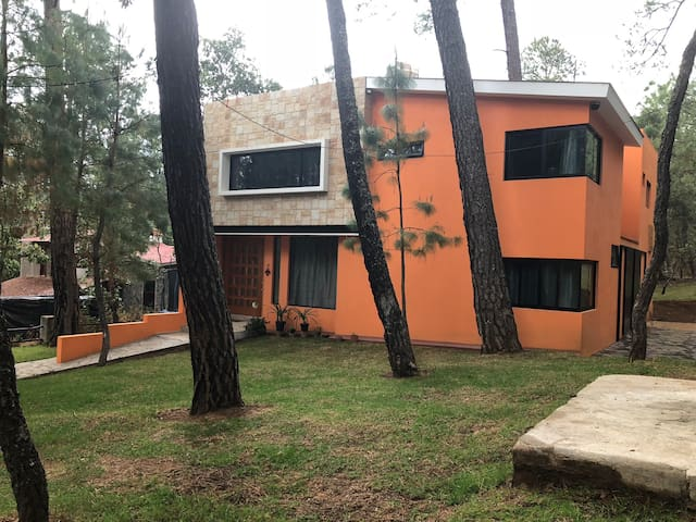 Airbnb Pinares Tapalpa Vacation Rentals Places To Stay