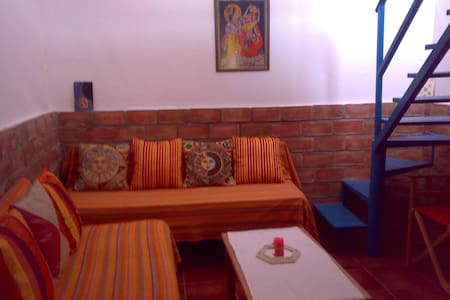 Casita individual en casco antiguo - Barbate - House