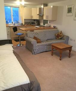 Large Modern Annex with kitchen and all mod cons - HOLMFIRTH - 住宿加早餐