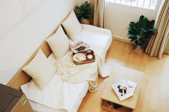 innalley no.1 - Cozy & peaceful house in Dist 1