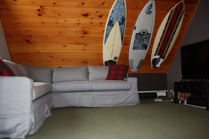 3rd Floor Living Space