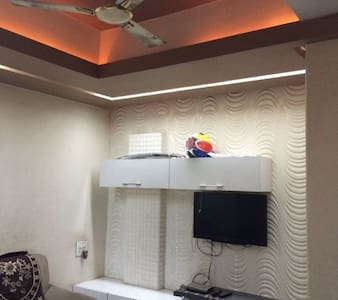 Exclusive bunglow fully furnished at bijapur road