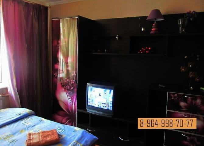 Однокомнатная квартира на Краснодарской - Engels - Leilighet