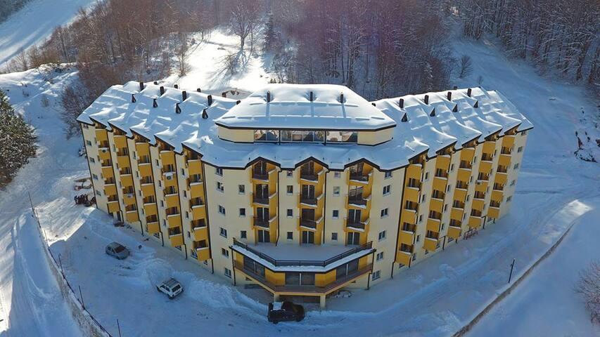 Apartman Mavrovo