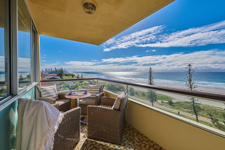 Ceol Na Mara ~ Beachfront Living with Ocean Views