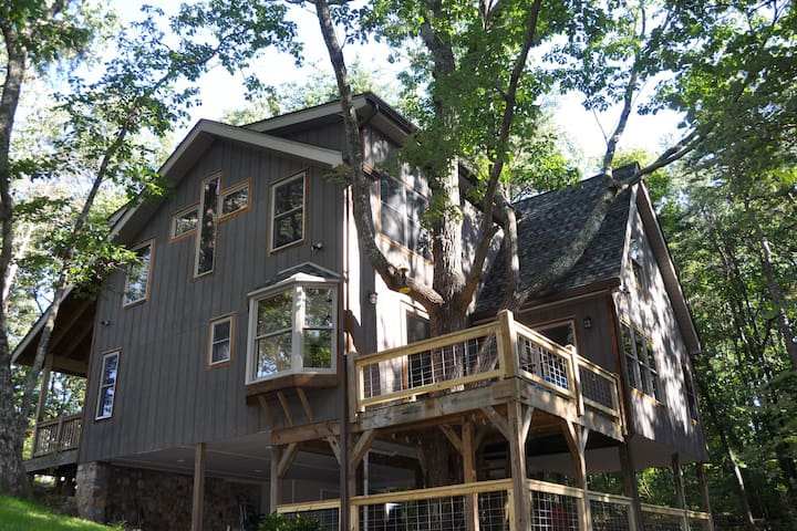 The Magic Treehouse