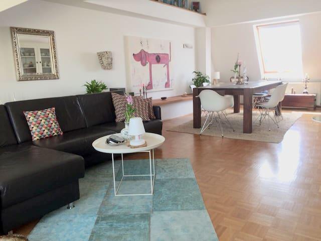 Wohnung in sehr zentraler Lage