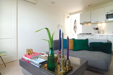 COSY & SUPERB apt. with roof terrace and balcony! - Amsterdam - Apartment