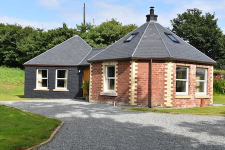 Gate Lodge on Conservation Farm Isle of Skye