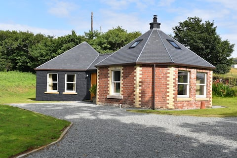 Gate Lodge op Conservation Farm Isle of Skye
