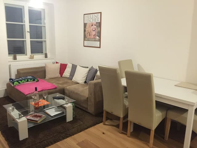 Cosy apartment 15min to Central  - Augsburg - Wohnung